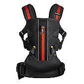BabyBjorn Baby Carrier One Outdoors (Black)