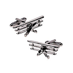 Tri-Plane Novelty Themed Cufflinks