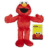 Playskool Sesame Street The Furchester Hotel Micro Soft Elmo