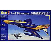 Revell F-4F Phantom Jg71 Last Call 1:72 Aircraft Model Kit - 04875
