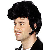 Black Teddy Boy Wig