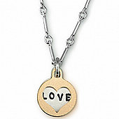 Kathy Bransfield Love Necklace