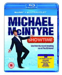 Michael McIntyre - Showtime (Blu-ray)