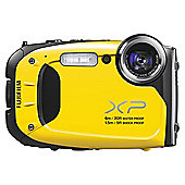 Fujifilm XP60 Tough 5x optical zoom 16mp yellow camera