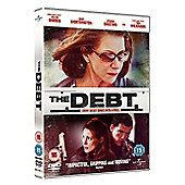 The Debt Blu Ray & Digital Copy
