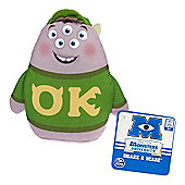 Monsters University Shake and Scare Soft Toy - Squishy