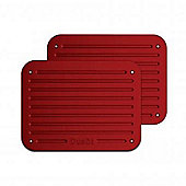 Dualit Architect Toaster Panel, Red