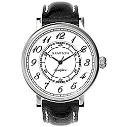 Grayton S-Line Mens Leather Watch GR-0014-001.1