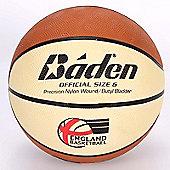 Baden Elite Replica Basketball with EB Logo Size 6