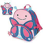 Skip Hop Zoo Pack Kids Backpack & Lunch Bag - Butterfly