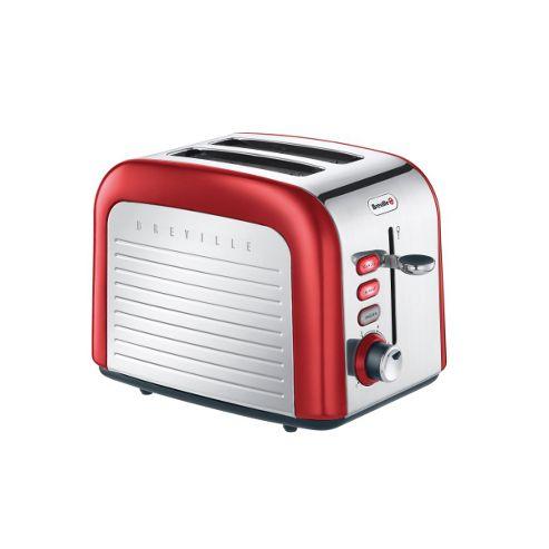 Breville Opula VTT328 2 Slice Toaster - Red