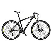 "Claud Butler Cape Wrath 4 21"" Black Performance Mountain Bike"
