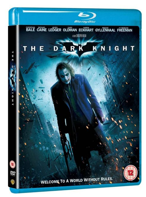 The Dark Knight (Blu-Ray).