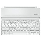 Logitech Ultra Thin Keyboard iPad Air White