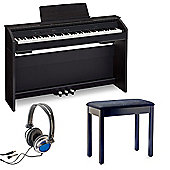 Casio PX-850PK with Free Bench and Headphones