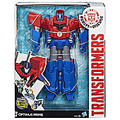 Transformers 3 Step Changers Optimus Prime