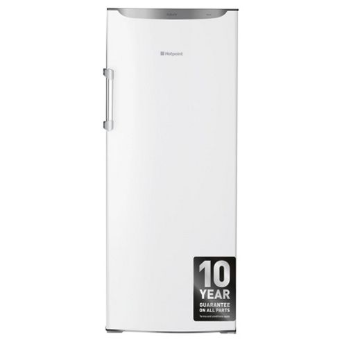 Hotpoint FZFM151P Freestanding Freezer, 60cm, A+ Energy Rating, White