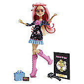 Monster High - Fright, Camera, Action - Viperine Doll