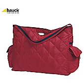 Hauck Gino Changing Bag, Red