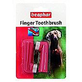 Pet Finger Toothbrush (2pk)