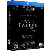 The Twilight Saga: The Complete Collection (Blu-ray Boxset)