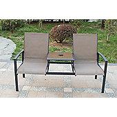 Taupe Companion Seat