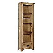 Ametis Westbury Tall Narrow Bookcase