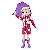 Moxie Girlz Raincoat Colour Splash Doll Avery
