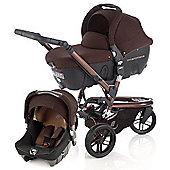 Jane Trider Formula Travel System (Coffee)
