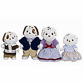 Sylvanian Families Chocolate Dalmation Family