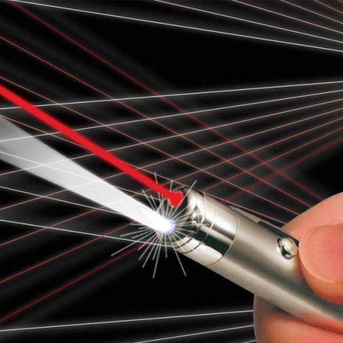 3-in-1 Laser Pointer Pen