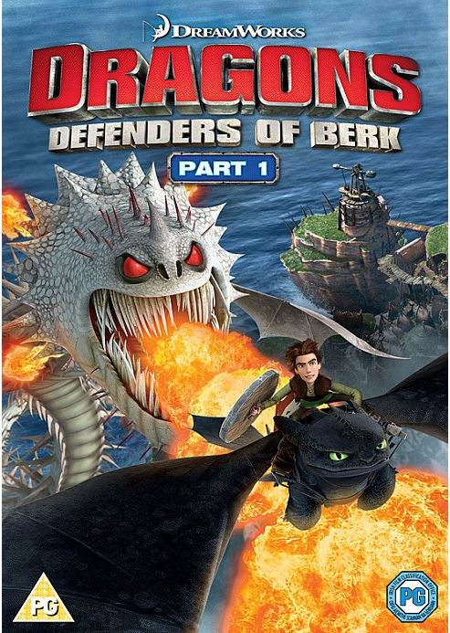 Dragons: Defenders Of Berk Part I (DVD)