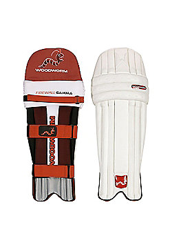 Woodworm Firewall Gamma Cricket Batting Pads - Small Boys Right Hand + Left Hand