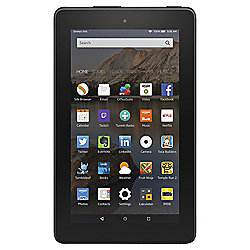 "Amazon Fire 7, 7"", Tablet, 16GB, WiFi - Black"