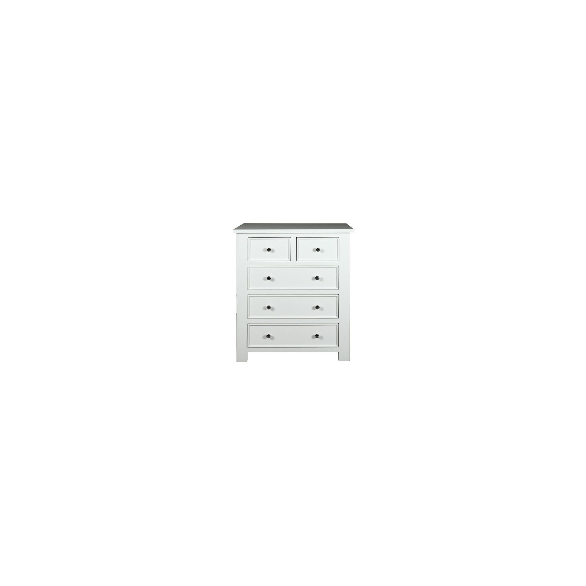 Alterton Furniture Breton 2 over 3 Drawer Chest at Tesco Direct