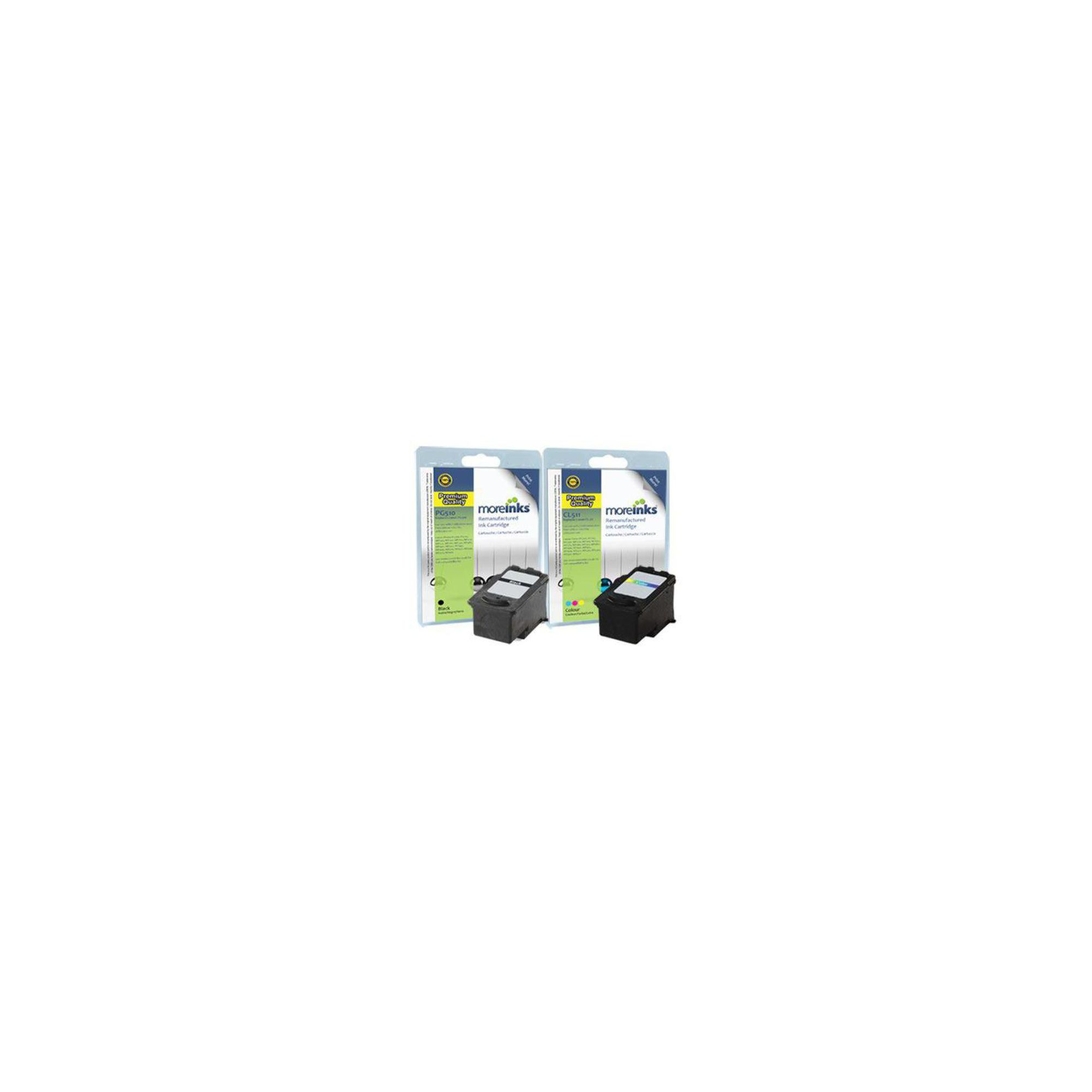 Toners and cartridges: Canon CL-541/PG-540 black ink ...