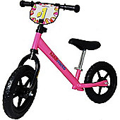 Kiddimoto Junior Bike (Neon Pink)
