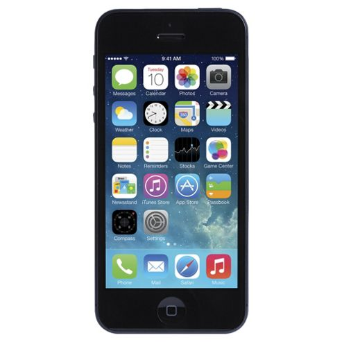 Apple iPhone 5 16GB Black - REFURBISHED