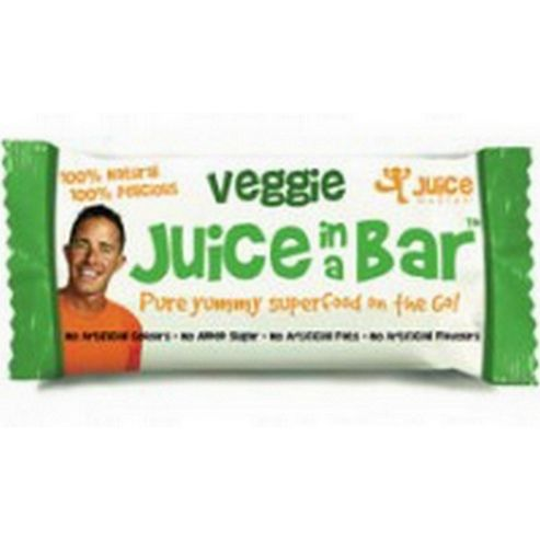 Kiki Juice in a Bar - Veggie 68g Bar