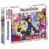 Disney Big Hero 6 60-Piece Jigsaw Puzzle - Super Smart