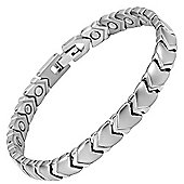 Willis Judd Ladies Titanium Magnetic Bracelet