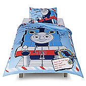 Thomas The Tank Junior Bed Bedding Set