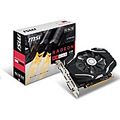MSI Radeon RX 460 OC 4GB GDDR5 Graphics Card