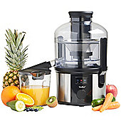 VonShef Centrifugal Whole Fruit Vegetable & Citrus Juicer Extractor