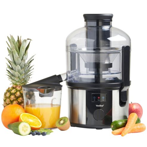Tesco Direct Slow Juicer : Buy vonShef Centrifugal Whole Fruit vegetable & Citrus Juicer Extractor from our Juicers range ...