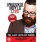 Frankie Boyle - The Last Days Of Sodom - Live (DVD)