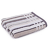 Hotel Bahama Bath Towel - Silver