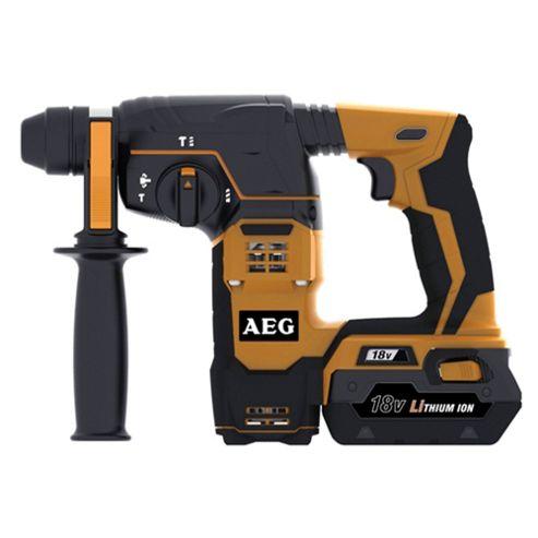 BBH 18LI 1 SDS Plus Hammer Drill 18 Volt 2 x 3.0Ah Pro Li-Ion