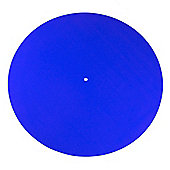 Analogue Works Blue Silicone Rubber Turntable Gimp Mat