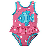 Fish Swimsuit - Multi